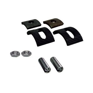 Economy Front Beam Adjusters For the Split Screen Camper Upto 1967