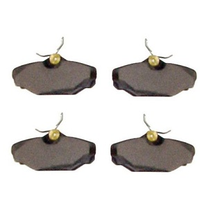 Brake Pads Beetle With Empi Rear Disc Conversion Only