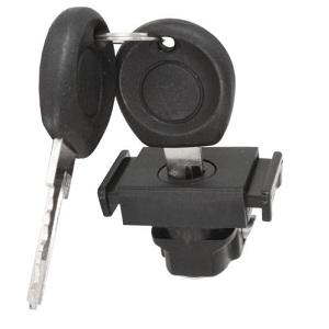 Glove Box Lock Handle And Keys Beetle 1303 Only Pinch Lock