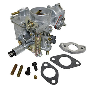 Brosal 30/31 pict 1 Carburettor Single Arm With Adaptor
