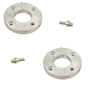 Wheel hub Adaptor 4x130mm to Chevy/Jaguar Pattern For Beetle Only
