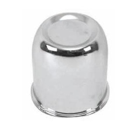 Chrome 8 Spoke Centre Cap For 8 Spoke Chrome Wheels