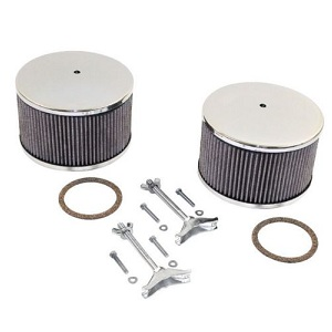 Air Filter Set Empi Kadron Carbs Beetle And Camper With Hardware