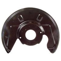 Front Brake Disc Backing Plate Camper 1971-1979