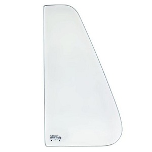 Clear Front Quarter Light Window Glass Bay Camper 68-79 Opening