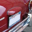 Number Plate Light Parts Karmann Ghia Gasket Lens Etc You Choose