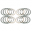 1914cc Complete Piston Ring Kit 94mm 1.5x2x4