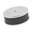Chrome Cal Look Air Filter