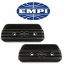 Empi Cast Alluminium Finned Bolt On Rocker Covers With Gaskets