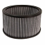 Oval Air Filter Element 3.5 Inch Tall Universal