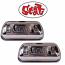 Scat Stainless Steel Rocker Covers Pair Complete SCAT LOGO