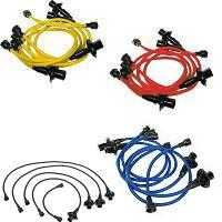 7mm Silicone Ignition Plug Lead Set Cal Look