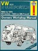 Haynes Workshop Manual Bay Window 1600cc