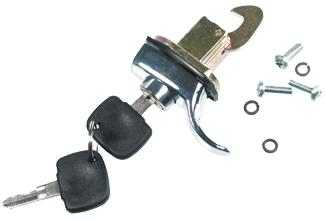 Engine Lid Lock And Keys Beetle 1967-1971