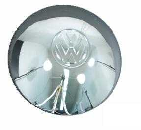 Genuine VW Domed Hubcaps Beetle Upto 1965 Camper Upto 1970