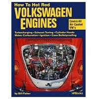 How To Hot Rod Volkswagen Engines Performance Book Manual