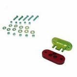 Urethane Front Gearbox Mounting Adaptor Kit 1973 Onwards