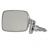 Chrome Door Mirror Beetle 68-79 Standard Left Hand