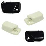 Sunvisor Clips Pair Black Or White Beetle 65- Karmann Ghia 68-
