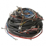 Beetle Complete Wiring Loom 08/1965-08/1967 With 10 Fuses