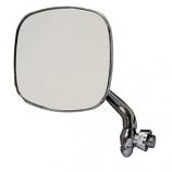 Chrome Door Mirror Bay Window Camper 68-79 Standard Left Hand
