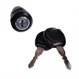 Ignition Barrel With Keys Type 25 1980-1992