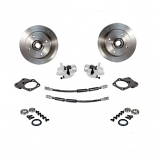 Front Brake Disc Conversion Kit Beetle 1302 And 1303 4x130