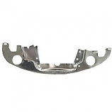 Chrome Cal Look Rear Engine Tray Tinware Stock Style