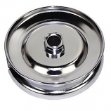 Chrome Cal Look Alternator Pulley