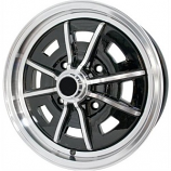 Beetle Sprintstar Style Alloy Wheel 4 Stud 4x130mm