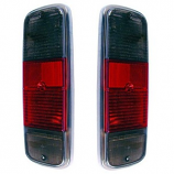 Rear Lamp Lens Smoked Bay Window Camper 72-79