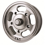 Beetle and Camper Slot Mag Alloy Wheel Wide 5 Stud 5x205mm