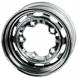 Chrome Stock Standard Style Wheel Beetle 5x205