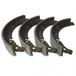Rear Brake Shoes Split Screen Van 1955-1963