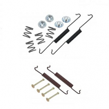 Brake Shoe Fitting Kit Beetle Rear 1968-1979