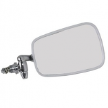 Budget Chrome Door Mirror Beetle 68-79 Standard Right Hand