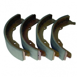 Front Brake Shoes Type 2 Camper 1965-1970