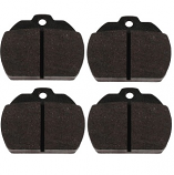 Brake Pads Front Beetle Upto 1973 Girling Kidney Shape