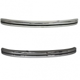 Beetle Stainless Steel Europa Bumpers Pair 1968-1974
