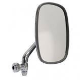 Budget Chrome Door Mirror Bay Window Camper 68-79 Standard Right Hand