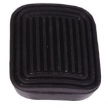 Brake And Clutch Pedal Rubber Camper 1968-1979