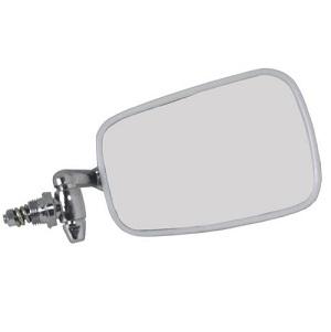 Budget Chrome Door Mirror Beetle 68-79 Standard Right Hand