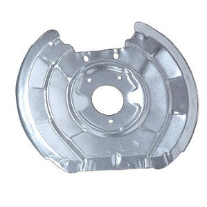 Front Brake Disc Backing Plate Beetle 1302 And 1303 Only 1971-1979