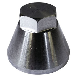 Alternator Dynamo Stainless Steel Pulley Nut One Piece