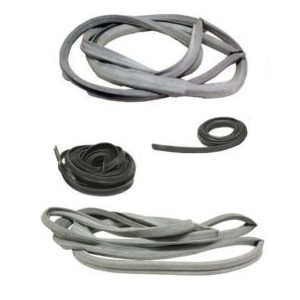 Full Aperture Seal Kit Beetle 1967 Onwards Door seals, Deck Lid Seal and Bonnet Seal