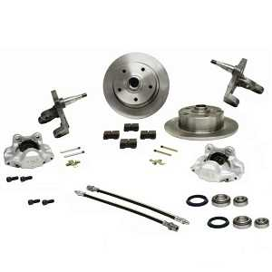Brake Disc Conversion Kit Beetle 8/65-