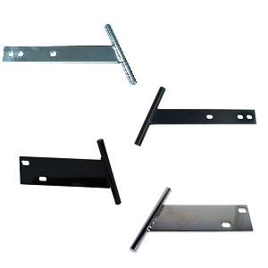 Chrome or Black Bumper T Bars Europa or Blade