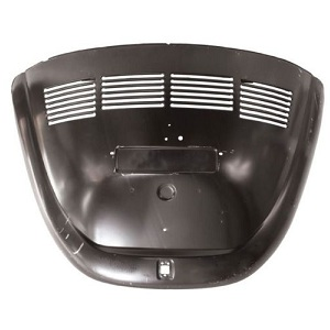 Beetle Rear Deck Lid Vented 1967-1979
