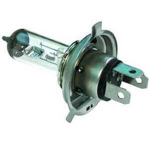 Head Light Bulb BO472 H4