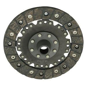 Heavy Duty Metal Woven Clutch Plate Rigid Mild Tuning